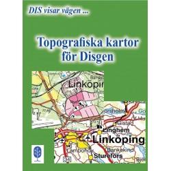 Topografiska kartor för Disgen
