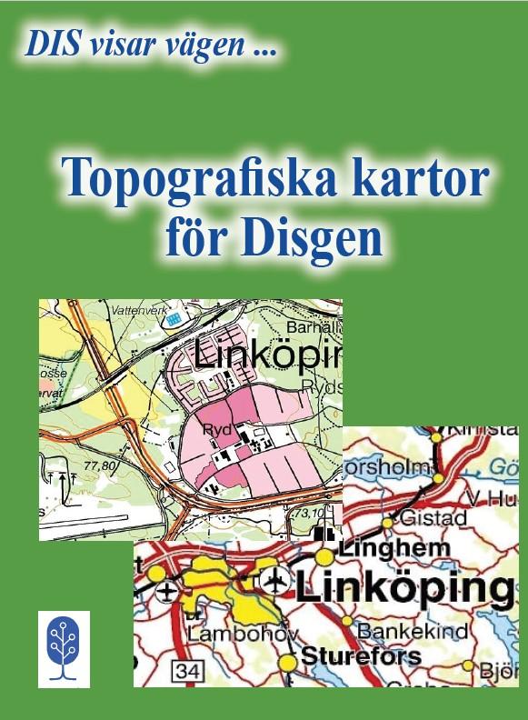 Topografiska Kartor For Disgen Dis Webbshop