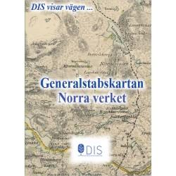 Generalstabskartan Norra verket