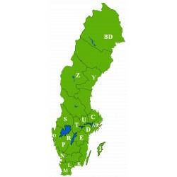Häradsekonomiska kartor för Disgen